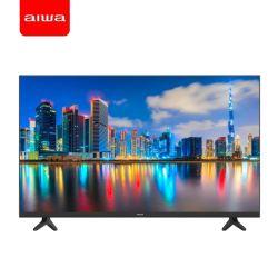 N18 de 43 pulgadas de pantalla plana de Aiwa Bisel estrecho Android UHD Smart TV LED LCD de 4K, HiFi Música TV