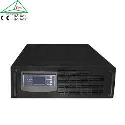En Fase única copia de seguridad de alta frecuencia de 8 horas 10 kVA SAI de montaje en rack para Lab