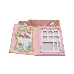 ModeBoîte cadeau Multi Couleurpersonnalisée fard à paupières cosmétiques Emballage Carton Papier