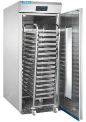 Bakkerij Proofer van de Deur van de Oven van de convectie de Dubbele met Oven voor Verkoop (zmx-15PT)