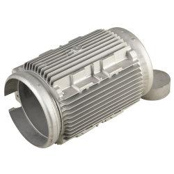 De Gietende die Delen van het aluminium in de Gieterij van GM worden gemaakt