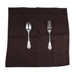 Serviettes en papier personnalisé pour l'hôpital chiffon de coton serviette de table Dîner