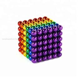 La haute précision 216pcs 5mm 3mm de 6mm Balle aimant en néodyme
