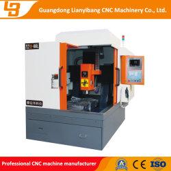 A perfuração e fresadora CNC para peças metálicas Hardware, ferro, cobre, zinco, alumínio, processamento de ligas de aço com marcação CE/ISO9001