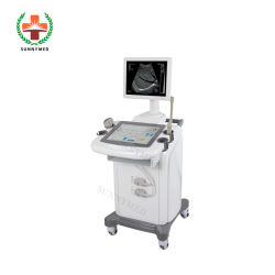 Си-A019 больницы черно-белый ультразвукового сканера передвижной блок B&W ультразвукового аппарата