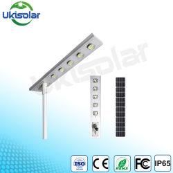 IP67 lumière LED étanche à l'extérieur de la lampe du capteur de mouvement solaire éclairage de rue