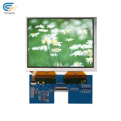 Sun 5,7 pouces Readble 1000nits 640X480 Module TFT LCD avec RTP