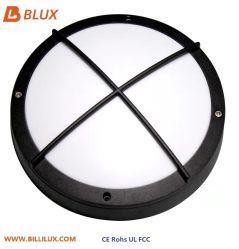 Алюминиевый корпус овальной формы Dampproof освещения щитка передка
