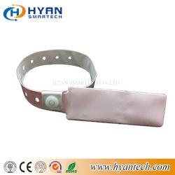 Custom imprimé Bracelet RFID de l'hôpital PVC ID Patient Bracelet Bébé