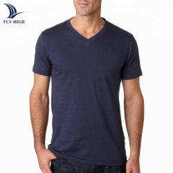 حارّة عمليّة بيع 100% قطن [ف] عنق [ت] قميص [منس] [180غسم] [ف-نك] فراغ قمزة مزيج حجم وألوان