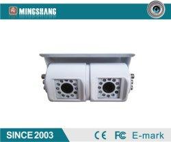 Doppelte Objektiv-Qualitätrearview-Kamera mit Infrarotlichtern für Nachtsicht