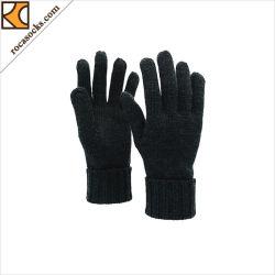 De unisex- Handschoenen van de Wol van de Winter Comfortabele Gebreide (167002GE)