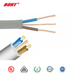 UL2464 Multi Core кабель питания AC сматывания шнура гибкий кабель