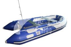 Barco de pesca, barcos desportivos insufláveis, Barco a Motor (roll-ups)