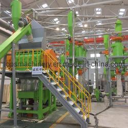De gebruikte Machine van de Ontvezelmachine van het Recycling van de Band van het Afval