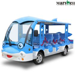 Passagier-besichtigenbus-Rücksortierung-elektrisches Auto der Marshell Marken-14 (DN-14)