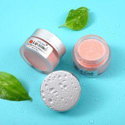 Lip Scrub exfoliante hidratante cuidado de piel Lipscrub sabor a fresa exfoliante de labios Cara Cuerpo Rosa