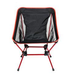 Outdoor Folding Aluminium Moon Beach Camping stoel voor vissen