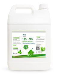 Attivatore non ionico dello spalmatore del silicone QS-302. Ottimizza la bagnatura & la diffusione degli insetticidi, Miticides, i fungicidi, diserbanti