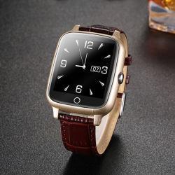 Neueste intelligente Uhr des Puls-Monitor-4G GPS unten fallen Alarm mit und PAS, das älteres fordert
