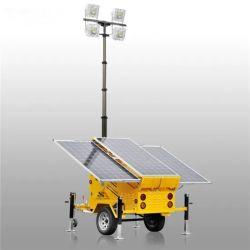 Гидравлический Super-Above портативные приборы освещения в корпусе Tower для продажи аварийного освещения