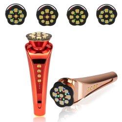 Custom Wholesale LED RF Beauty instrument gezichtsverzorging van het lichaam EMS-apparatuur voor het voorkomen van veroudering van apparatuur voor hoogfrequente schoonheidsproducten