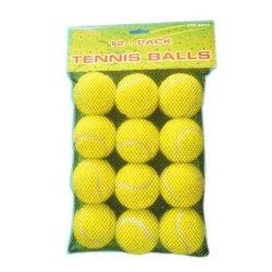 Esfera de tênis para a prática e a promoção, embalagem do saco do engranzamento (B13104)