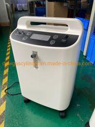 2021 Portable Stock India mercato ossigeno concentratore macchina
