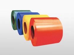 Preverniciare la bobina d'acciaio galvanizzata o PPGI nei colori di Ral ed in bobine ricoperte colore