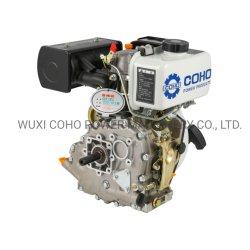 5HP pequeno pistão arrefecido a ar do motor Diesel