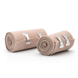 5*desechables de 4,5 m de envoltura de venda elástica de compresión