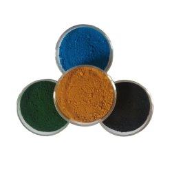مسحوق غير عضوي من أكسيد الحديد 130 أحمر أسود صبغي أخضر
