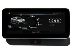 Systems-Auto GPS Navi des Witson Android-10 für Audi Q5 2009-2018 LHD 4G+64G RAM WiFi Google BT video StereoCarplay Touch Screen