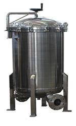 小型フィルターハウジングのステンレス鋼の液体ろ過