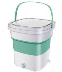 Déplacement de la machine à laver automatique de Mini Mini Portable de pliage Machine à laver le godet