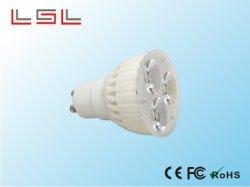GU10/E27/MR11/MR16 Nano-Ceramic LED spotlight/LED GU10 Spotlight