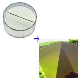 مادة كيميائية مساعدة البلاستيك المواد الكيميائية البلاستيك أنبوب مضاد للحرارة فوق البنفسجية PVC جهاز التثبيت