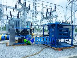 De stofdichte & Automatische Zuiveringsinstallatie van de Olie van de Eenheid van de Reiniging van de Isolerende Olie
