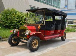 Modello classico T dell'automobile dell'annata personalizzato fornitore della Cina per i passeggeri