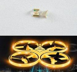 直接メーカー 1206 デジタル用黄ドームレンズチップ LED 指示