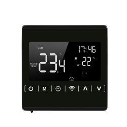 [ديجتل] [ويفي] ذكيّة درجة حرارة منظّم حراريّ جهاز تحكّم/لاسلكيّة [ويفي] ذكيّة [فلوور هتينغ] منظّم حراريّ