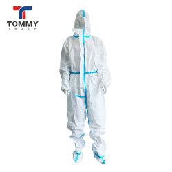 La ropa de protección y seguridad mono Antibacterias Monos protectores de ropa ropa ropa usada mono global