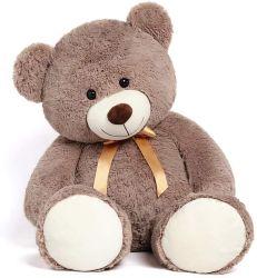 테제토르 빅 테디 베어, 40′′ 자이언트 인형 동물 봉제, 발렌타인용 소프트 선물, 크리스마스, 생일.