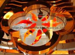 工場製造の青銅の金属の装飾のSurpior Artwareの手仕事表示か展覧会