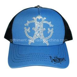 5 Bordado do painel de malha Snapback Baseball Caminhoneiro Hat (TRT024)