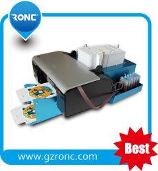 Máquina de Impressão de CD na superfície do disco DVD de pintura de Impressora
