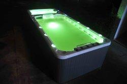 Au dessus du sol Mini piscine Spa Piscine rectangulaire