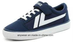 O calçado para criança Kids Sports sapatos de lona (454)