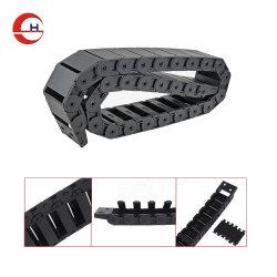 La bonne voie pour câble en plastique flexible, la protection de tube