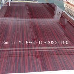 MDF UV di legno Sheet per Kitchen Cabinet (ZH-3939)
